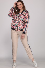 Модель 598 розово-бежевый Anastasia MAK