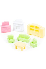 Набор мебели для кукол №2 (7 элементов)