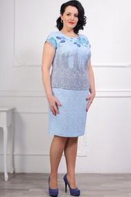 Модель 954 голубой Madame Rita