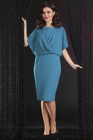 Модель 2379 голубые тона Мода-Юрс