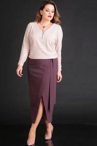 Модель 2621 розовый Viola Style
