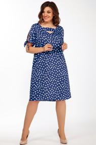 Модель 3653/1 синий+горошек Lady Secret
