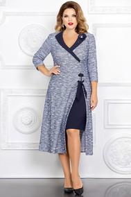 Модель 4708 синий Mira Fashion