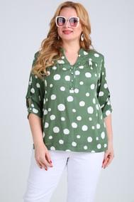 Модель 479 зеленый Mamma Moda