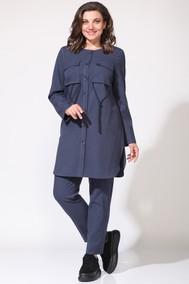 Модель 2134 Синие тона Lady Style Classic