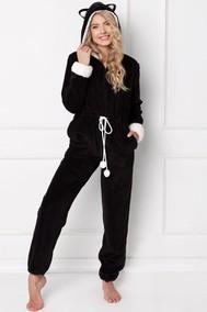 Модель Catwoman Onesie Bl черный ARUELLE