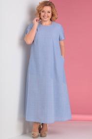 Модель 3207 голубой+полоска Альгранда