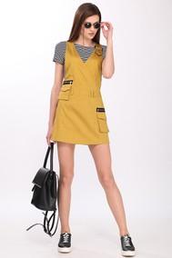 Модель 3576 желтые-тона Lady Secret