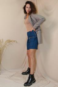 Модель D177 синий Juliet Style