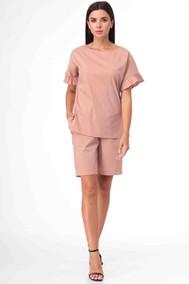 Модель 360 пыльная роза Talia fashion
