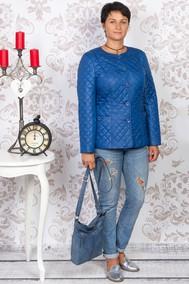 Модель 1507 синие тона TricoTex Style