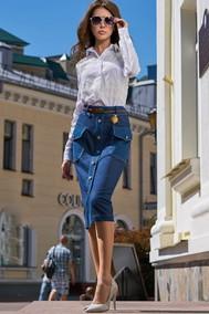 Модель 2900 белый Niv Niv Fashion