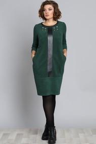Модель 601 зеленый Галеан Cтиль