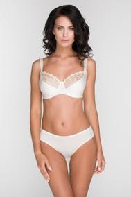 Модель 112.9.16 белый с золотым Milady lingerie