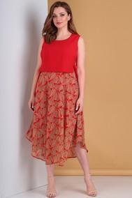 Модель 751 красный Лиона-Стиль