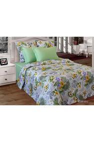 Модель 4207.459901 Шик зеленый+цветы Блакiт