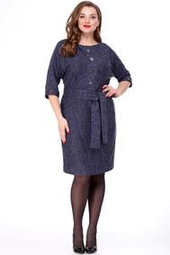 Модель 320 сине-серый  Talia fashion