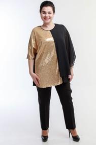 Модель 2010 черно-золотой Belinga
