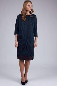 Модель 397 темно-синий SVT-fashion