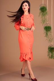 Модель 2484 оранжевые тона Мода-Юрс