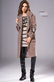Модель 2920 капучино  Niv Niv Fashion