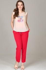 Модель 245 с красными брюками Bonna Image