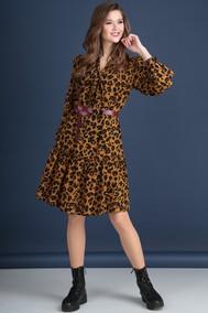 Модель 0909 леопард Viola Style