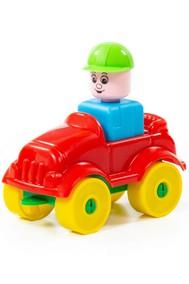 Автомобиль-ретро (9 элементов)