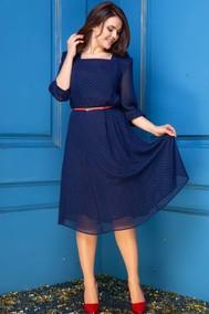 Модель 245 тёмно-синий Anastasia