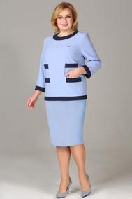 Модель 1438 светло-голубой Taita plus