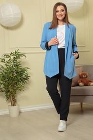 Модель 538 голубой Anastasia MAK