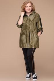 Модель 1226 золотистый+черный Svetlana Style