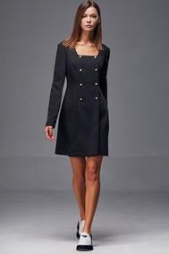 Модель Af-183 черный Andrea Fashion