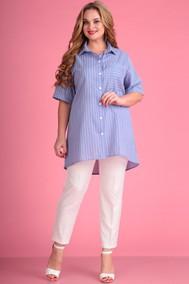 Модель 613 голубой Anastasia MAK