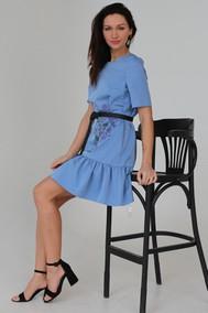 Модель D198 голубой Juliet Style