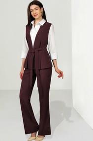 Модель 1052-1 бордо МиА Мода