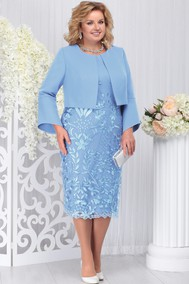 Модель 5744 голубой+голубой Ninele