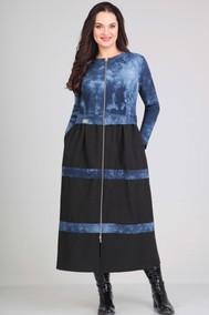 Модель 0037 синий Andrea Style