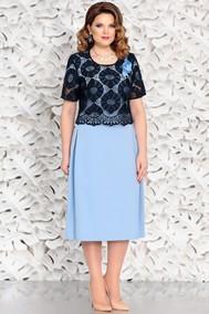 Модель 4605 голубой Mira Fashion