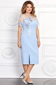 Модель 4666 голубой Mira Fashion