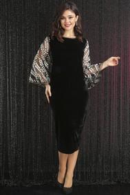 Модель 2383 черный Мода-Юрс