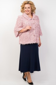 Модель 1510 грязно-розовый TricoTex Style