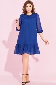 Модель 878 синий Милора-стиль