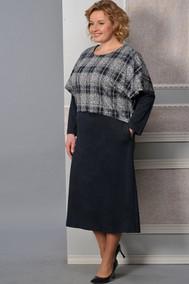 Модель 1351 серый с черным Lady Style Classic