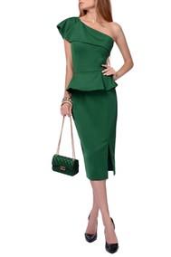 Модель ny1377-4 темно-зеленый La Cafe by P.Ch.