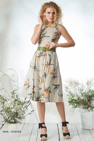 Модель 1649 цветы Niv Niv Fashion