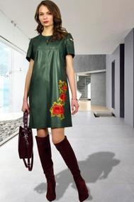 Модель 998-2 зеленый МиА Мода