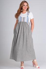 Модель 00263 серый Andrea Style