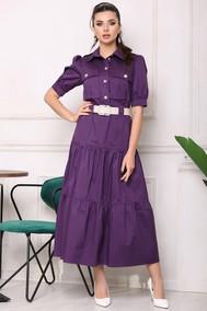 Модель 2675 фиолет Мода-Юрс