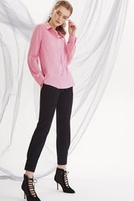 Модель 0144 розовый  DiLiaFashion
